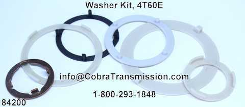 Washer Kit, 4T60E