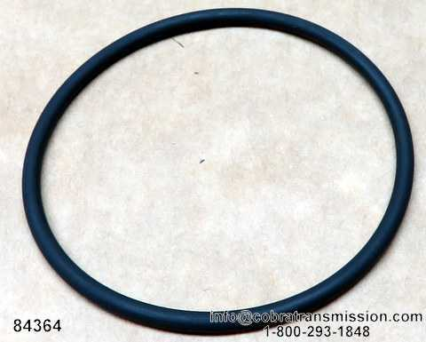 4T60 (440-T4) O-Ring, 1-2 & Reverse Servo Cover
