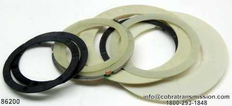 Thrust Washer Kit, AXOD