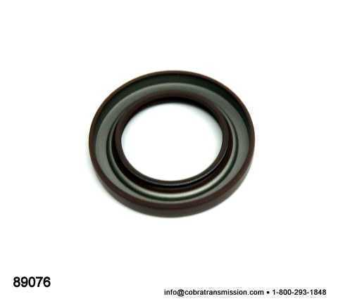 Seal, Axle, Right (Bell) (09G) (03-Up)