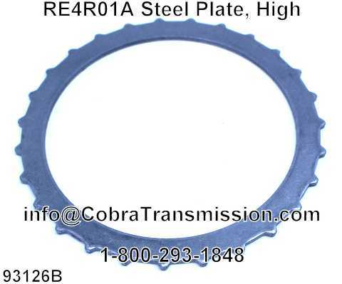 RE4R01A Steel Plate, High