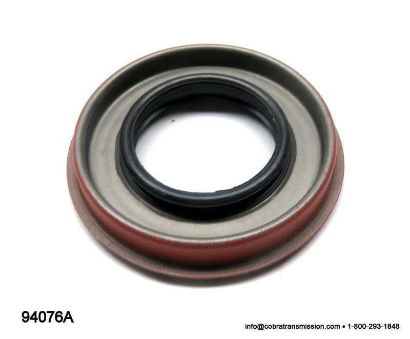 4T80E Right Axle Metal Clad Seal