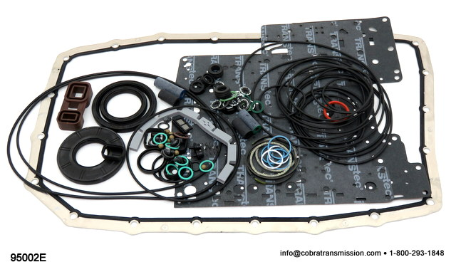 6R80 Overhaul Kit, Ford (6 Speed) (2009-Up)
