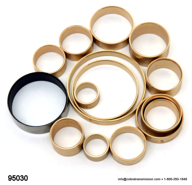 6R80 Bushing Kit (Solid Bronze)