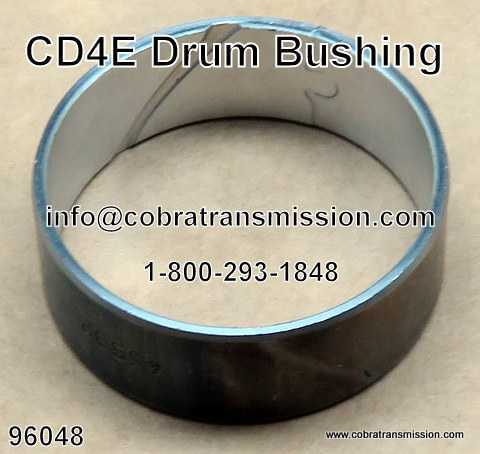 CD4E Drum Bushing