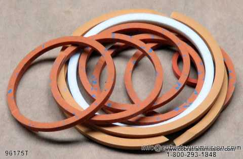 CD4E, Sealing Ring Kit