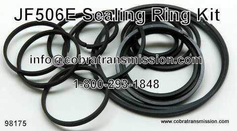 JF506E Sealing Ring Kit