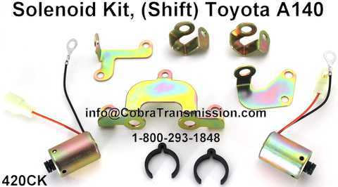 Solenoide, (Shift) Toyota A140