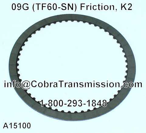 09G (TF60-SN) Friction, K2