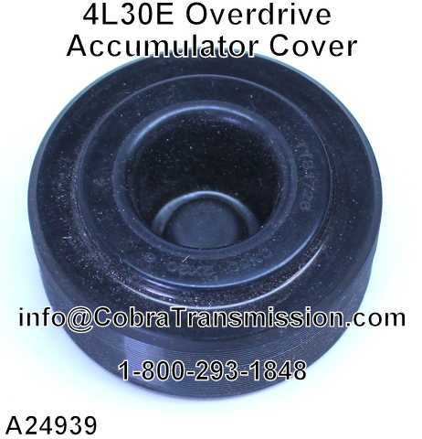 4L30E Overdrive Accumulator Cover