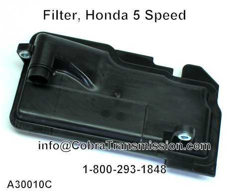 Filter, Honda 5 Speed