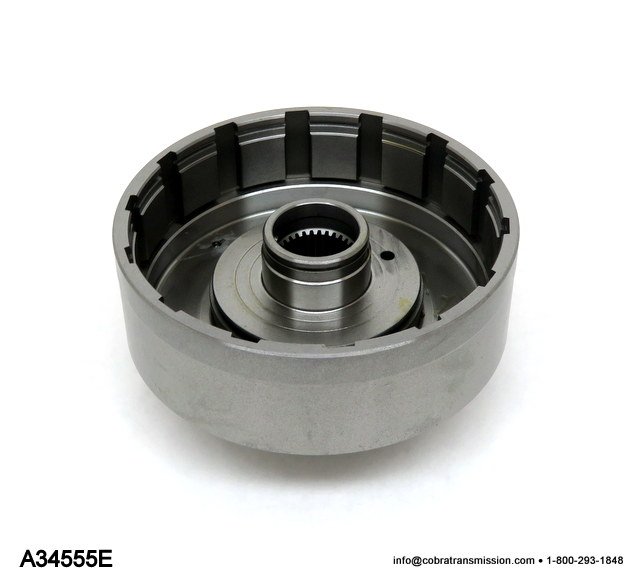 4L80E Direct (5 Clutch) (without Sprag)