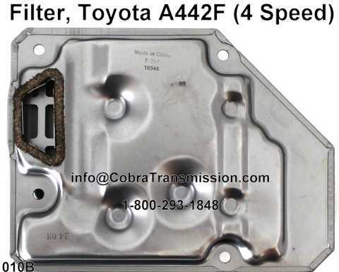 Filtro, Toyota A442F (4 Speed)