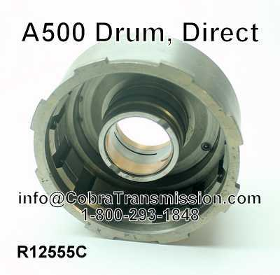 A500 Drum, Direct