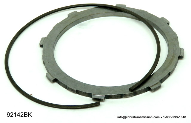 A604, A606 Pressure Plate, Underdrive Kit w/ Snap Ring