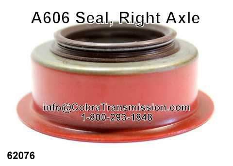 A606 Seal, Right Axle