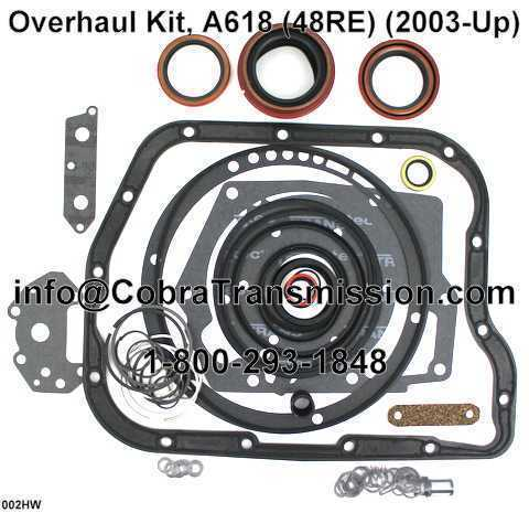 Overhaul Kit, A618 (48RE) (2003-Up)