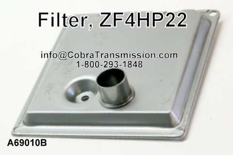 Filter, ZF4HP22