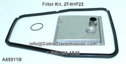Filter Kit, ZF4HP22