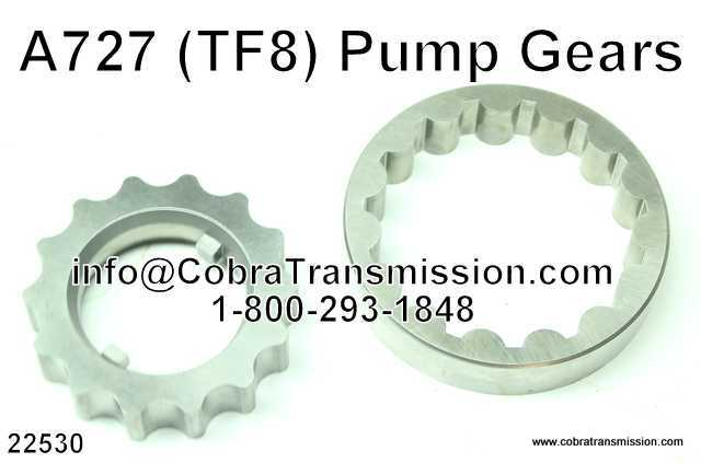 A727 (TF8) Pump Gears