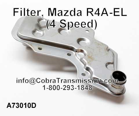 Filter, Mazda R4A-EL (4 Speed)