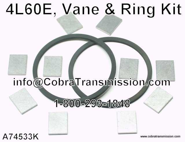 4L60E, Vane & Ring Kit