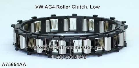 VW AG4 Roller Clutch, Low