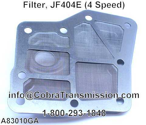 Filtro, JF404E (4 Speed)