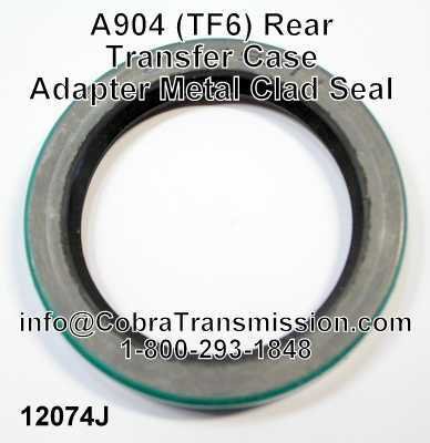A904 (TF6) Rear Transfer Case Adapter Metal Clad Seal