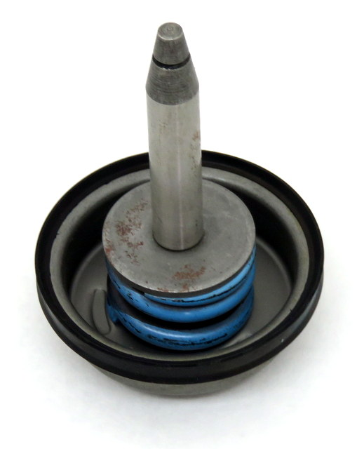 CD4E, Piston & Spring Assembly