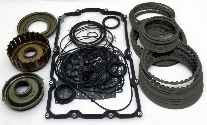 Toyota AB60E Banner Rebuild Kit (With Pistons)