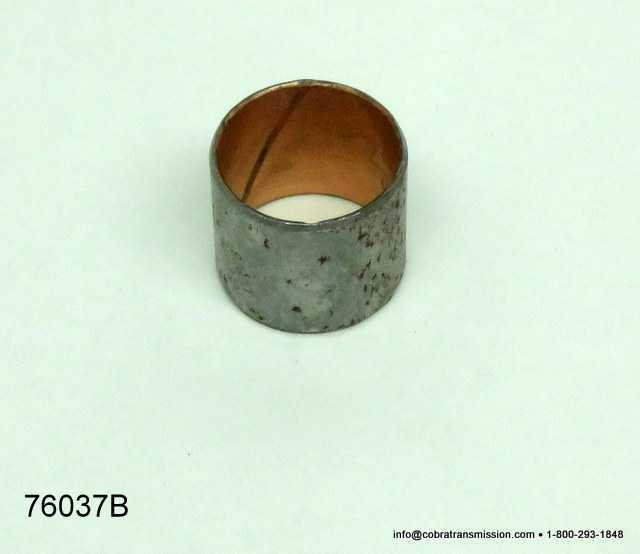 AOD, AODE, 4R70 Series Notched Rear Stator Bushing