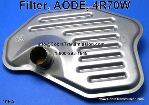 Filter, AODE, 4R70W