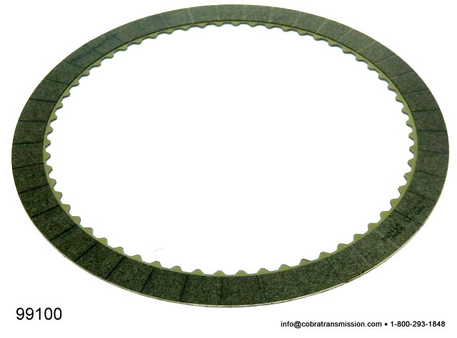 AS68RC (A465) Friction Plate K2
