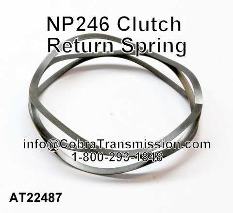 NP246 Clutch Return Spring