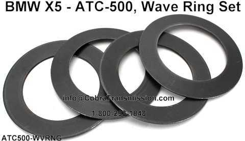 ATC400 Wave Rings