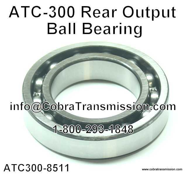 ATC-300 Rear Output Ball Bearing