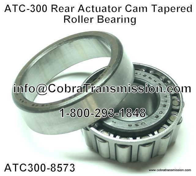 ATC-300 Rear Actuator Cam Tapered Roller Bearing