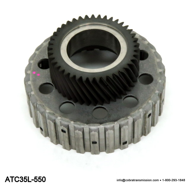 BMW ATC35L Transfer Case Drum And Gear