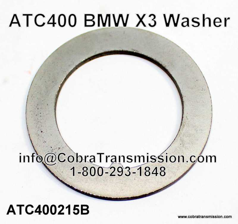 ATC400 BMW X3 Washer