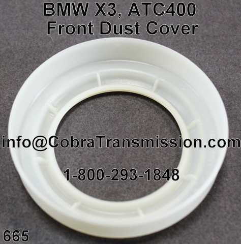 BMW X3, ATC400 Front Dust Cover