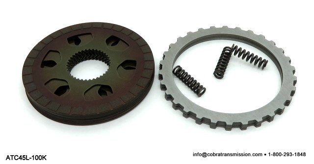 BMW ATC35L ATC45L Clutch Pack