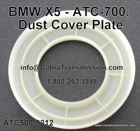 BMW X5 - ATC-700 Dust Cover Plate