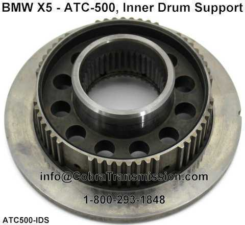 BMW X5 - ATC-500, Inner Drum Support