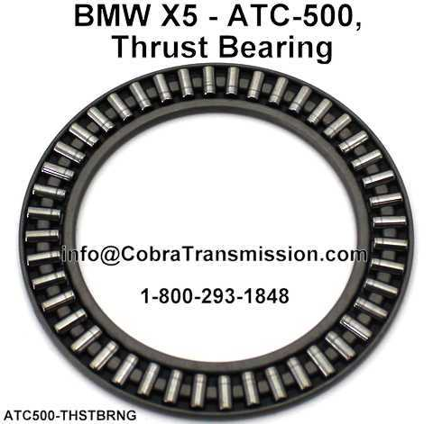 BMW X5 - ATC-500 Thrust Bearing