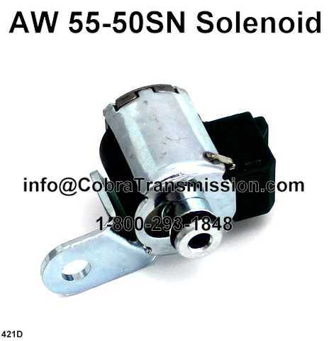 AW 55-50SN Solenoid