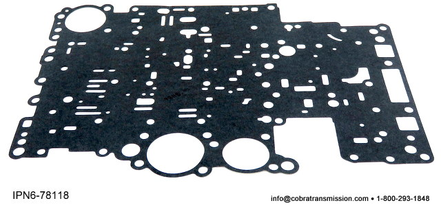 AW450-43LE Gasket - Upper Valve Body