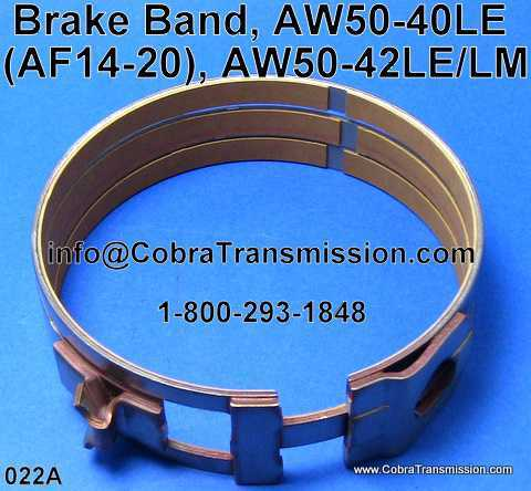 Brake Band, AW50-40LE (AF14-20), AW50-42LE/LM
