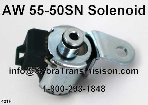 AW 55-50SN Solenoide