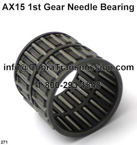 AX15 1st Gear Needle Bearing